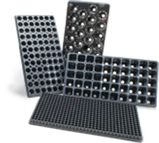 Seedling propagation trays and sheets | plug trays